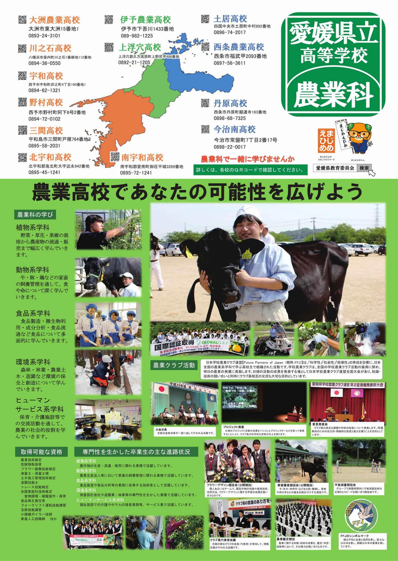 農業科紹介画像